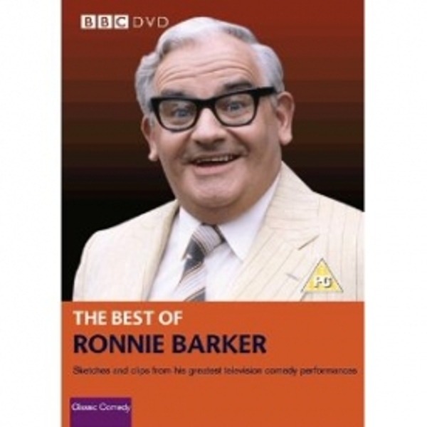 The Best of Ronnie Barker DVD