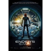 Enders Game Maxi Poster