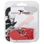 Precision Training Plastic Whistle & Lanyard