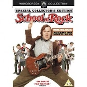 School of Rock DVD