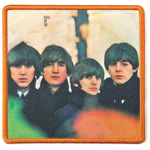 The Beatles - Beatles for Sale Album Cover Standard Patch