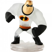 (Damaged Packaging) Disney Infinity 1.0 Crystal Mr Incredible (The Incredibles) Character Figure