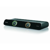 SOHO 2-PORT KVM SWITCH USB/AUDIO IN/OUT