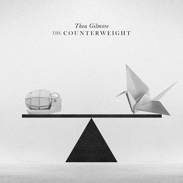 Thea Gilmore - The Counterweight Deluxe CD