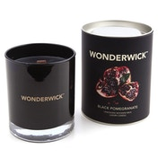 Black Pomegranate (Wonderwick) Noir Glass Candle