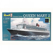 Queen Mary 2 1:1200 Revell Model Kit