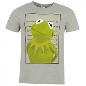 Disney The Muppets Kermit T-Shirt Large