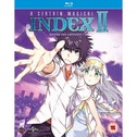 A Certain Magical Index Complete Season 2 Collection (Episodes 1-24) Blu-ray/DVD Combo