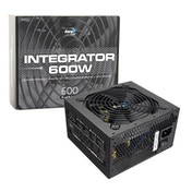 Aerocool Integrator 600W 120mm Silent Fan 80 PLUS Certified PSU