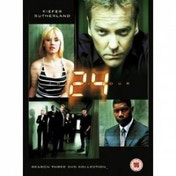 24 Complete Season 3 DVD