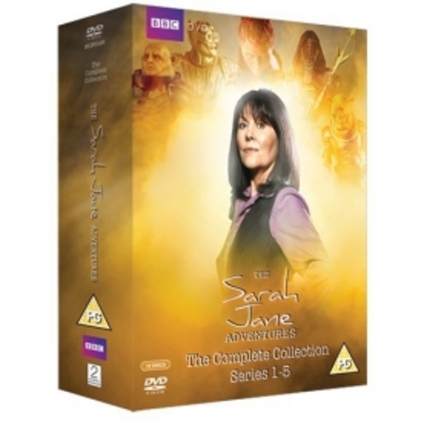 Sarah Jane Adventures - Series 1-5 - Complete DVD