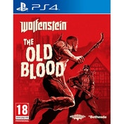 Wolfenstein The Old Blood PS4 Game