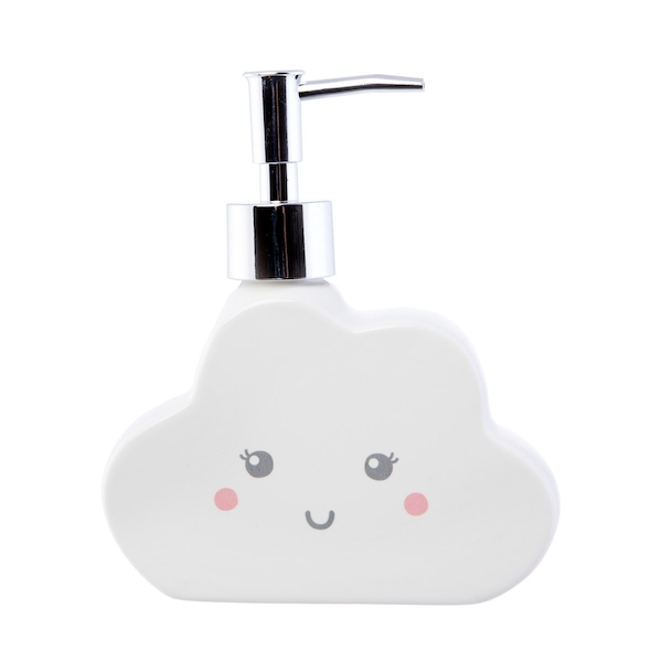 Sass & Belle Happy Cloud Lotion Dispenser