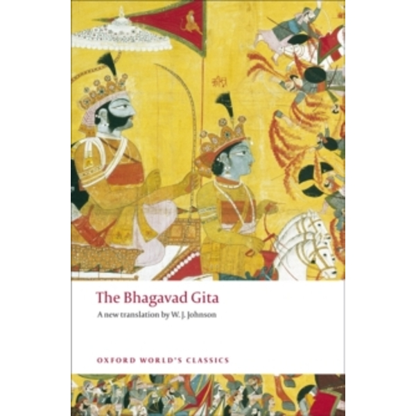 The Bhagavad Gita by Oxford University Press (Paperback, 2008)