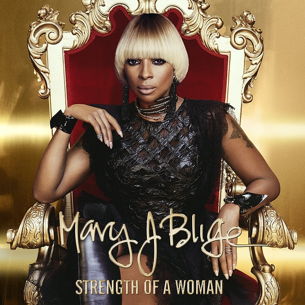 Mary J Blige - Strength Of A Woman CD