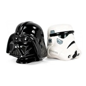Darth Vader and Stormtrooper (Star Wars) Bookends