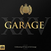 Ministry Of Sound - Garage XXV CD