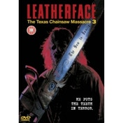 The Texas Chainsaw Massacre III Leatherface DVD