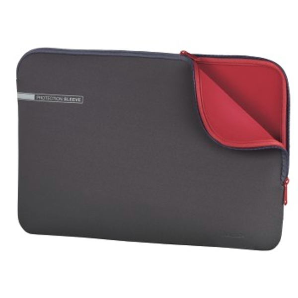 "Hama ""Neoprene"" Notebook Sleeve, up to 44 cm (17.3""), grey"