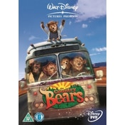 Country Bears DVD