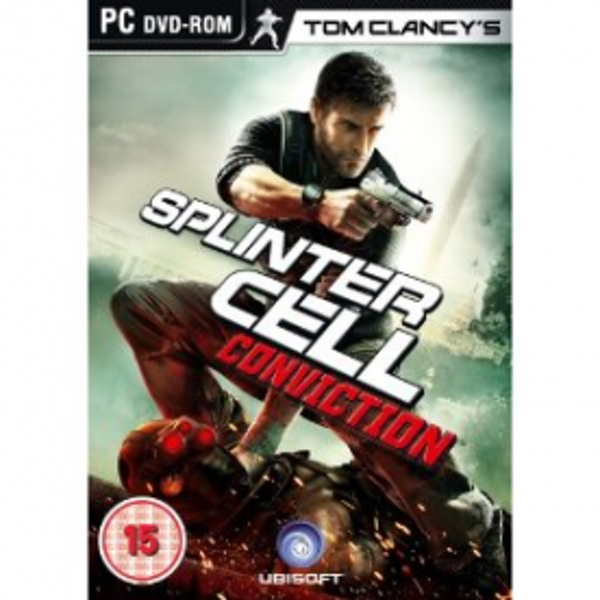 Tom Clancys Splinter Cell 5 Conviction Game PC