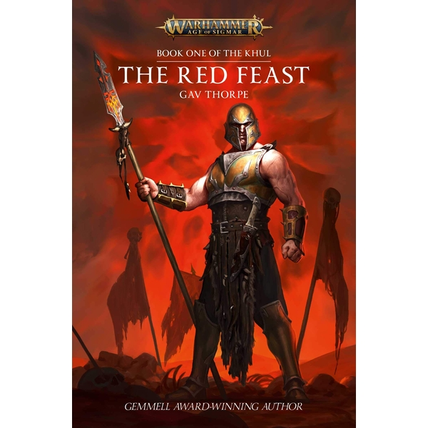 Warhammer: Age of Sigmar The Red Feast (Volume 1) Paperback – 31 Oct 2019