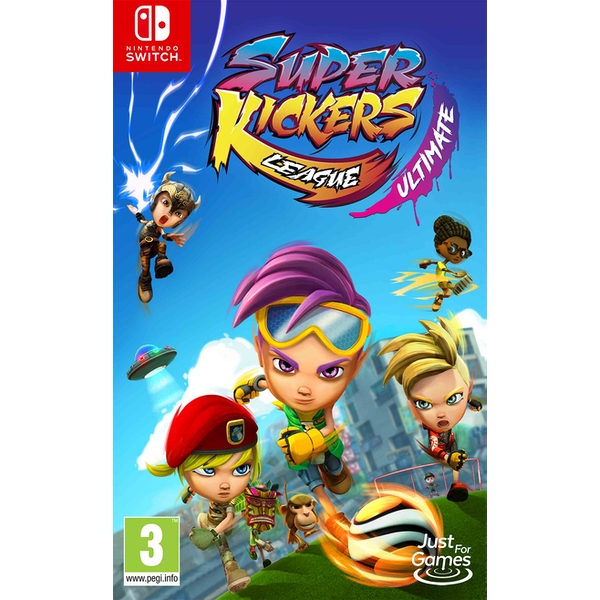 Super Kickers League Ultimate Nintendo Switch Game