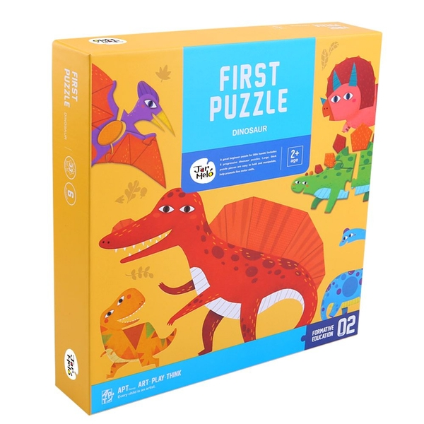 My First Dinosaur Puzzle Set