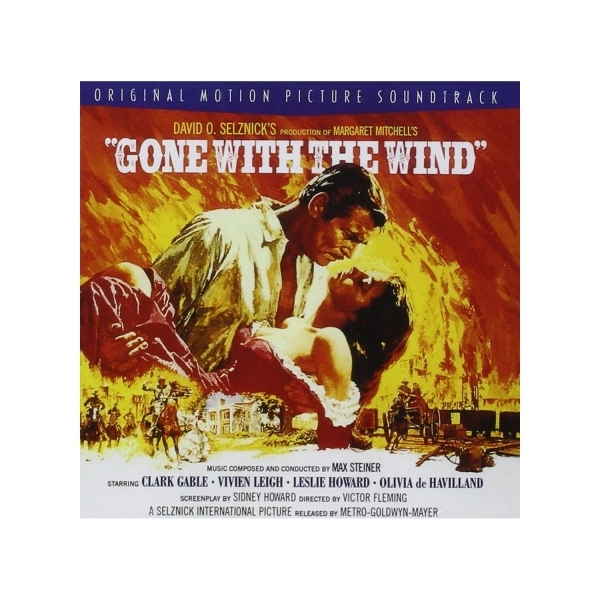 Gone With the Wind Original Motion Picture Soundtrack CD
