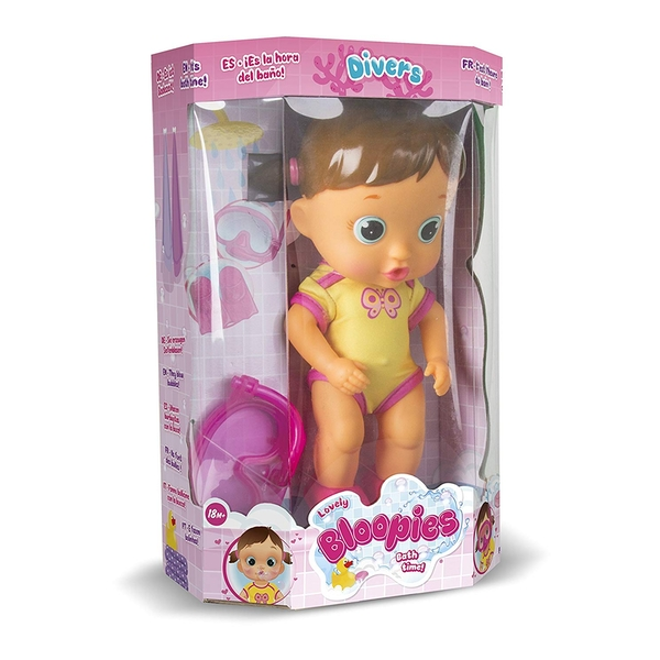Bloopies Baby Lovely Doll