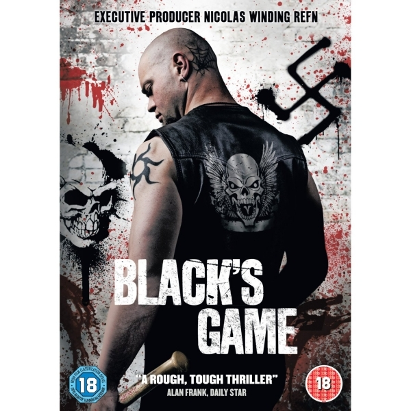 Black's Game DVD