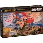 Axis & Allies Europe 1940 2nd Edition Board Game