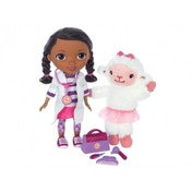 Disney Doc Mcstuffins Time for your Checkup Doc and Lambie