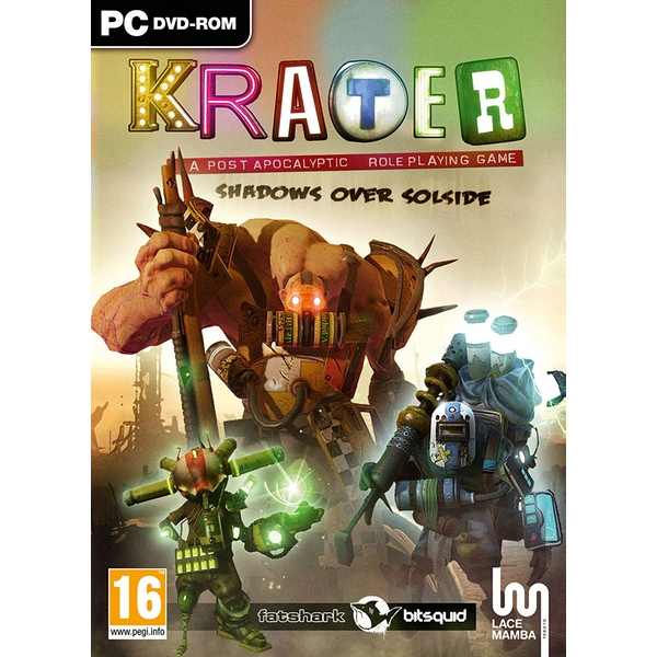 Krater Shadows over Solside Game PC