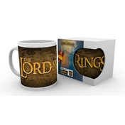 Lord of the Rings Logo Mug
