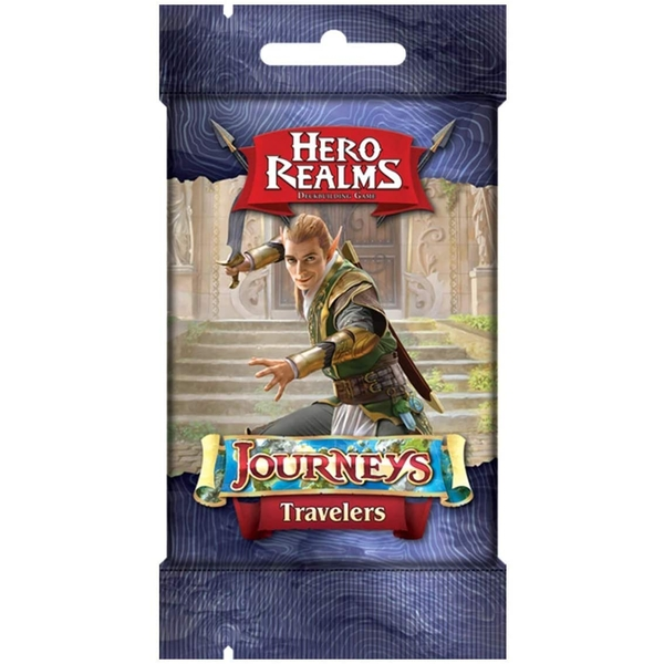 Hero Realms Journeys: Travelers Expansion