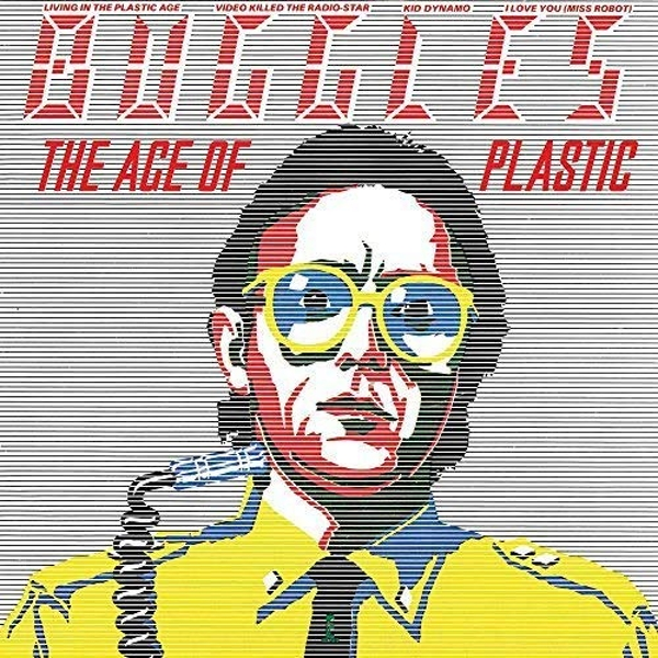 Buggles - The Age Of Plastic Vinyl