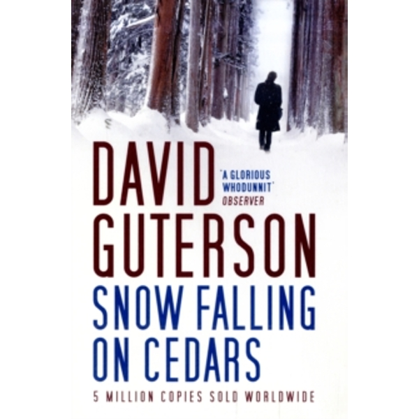 Snow Falling on Cedars by David Guterson (Paperback, 2009)