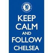 Chelsea Keep Calm Maxi Poster