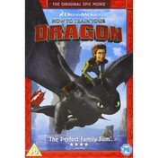 How to Train Your Dragon DVD