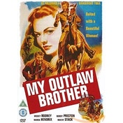 My Outlaw Brother DVD