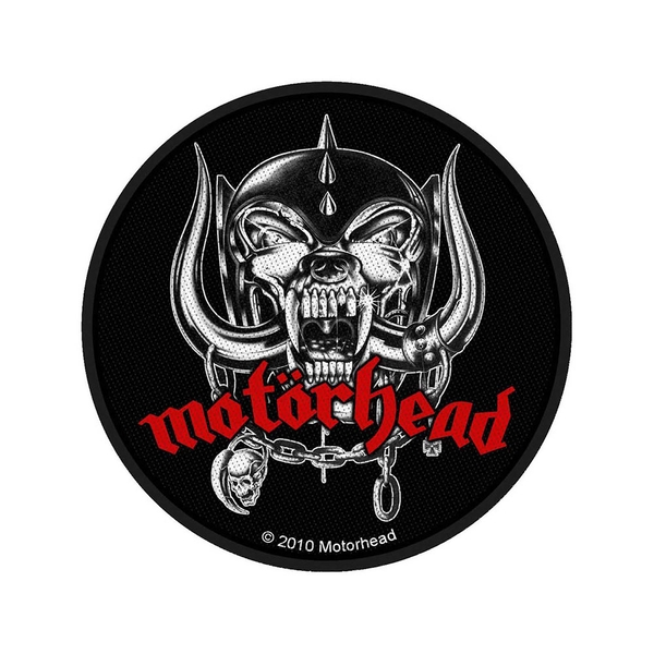 Motorhead - War Pigs Standard Patch