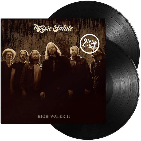 Magpie Salute - High Water II Vinyl