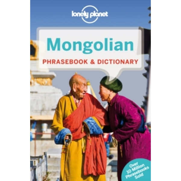 Lonely Planet Mongolian Phrasebook & Dictionary by Lonely Planet (Paperback, 2014)