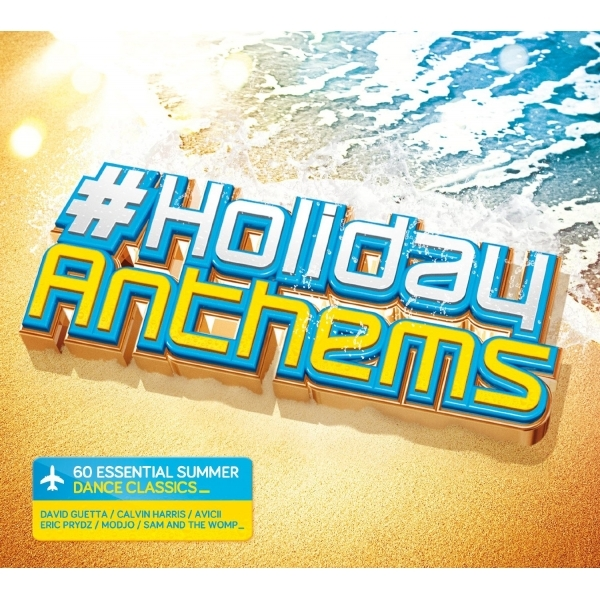Holiday Anthems CD
