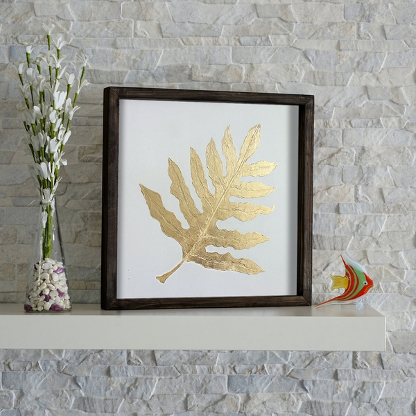 KZM212 Brown White Yellow Decorative Wooden Wall Accessory