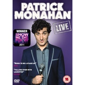 Patrick Monahan Live Show Me The Funny Winners DVD