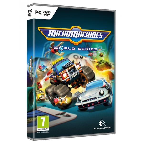 Micro Machines World Series PC Game - Image 2
