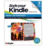 Style your Kindle Inkjet printable skins for Kindle 3rd Generation