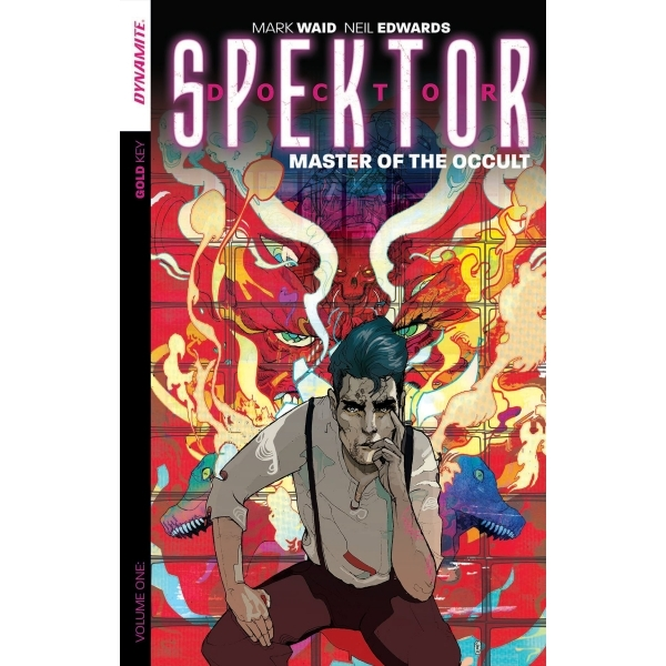 Doctor Spektor Master of the Occult Paperback